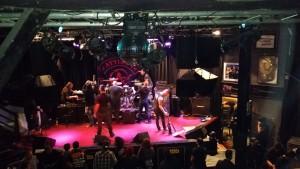 attika7 onstage