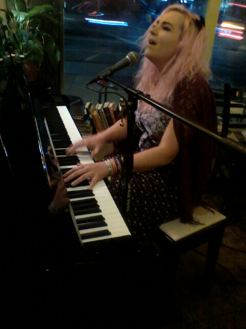 Original Music Open Mic [OM2]: 03-30-15 at Muse on 8th – Parts 1 & 2